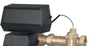 Fleck 2900_300 water softener