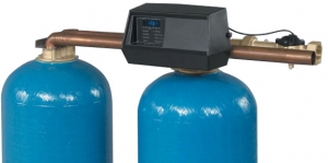 Fleck 9500 water softener