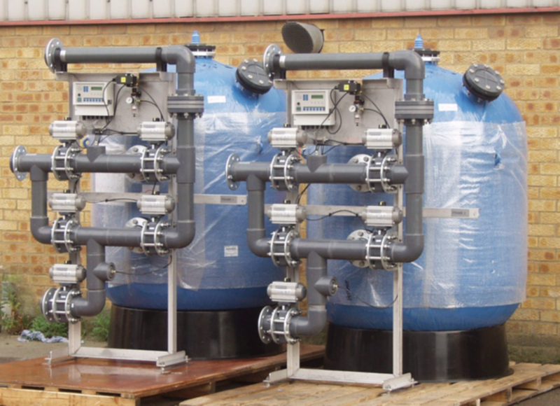 Industrial Filtration Equipment : Water filtration systemsaquamaster treatment ltd