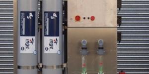 Ultra filtration-system