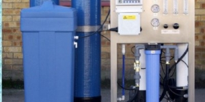 Duplex-softener-with-600lph and ro system