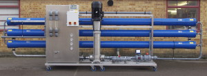 ROP RO8 Commercial reverse osmosis purification